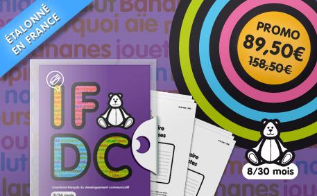 IFDC - Inventaire Français du Développement Communicatif